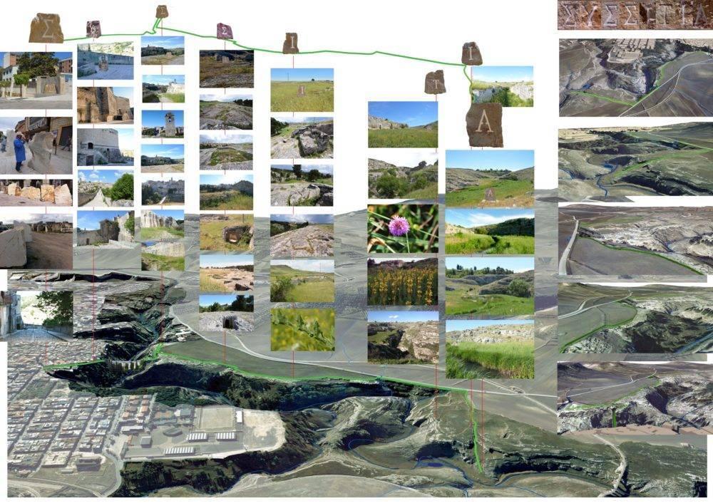 Progettazione partecipata, Progettazione sociale degli itinerari naturalistici dell'ecomuseo dell'acqua e della pietra