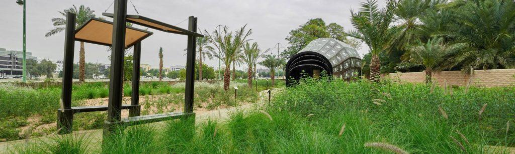 Plaza Oasis, Oasiscape, Oasis garden, Eco Centre, Eco Museum,