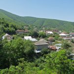 residential-houses-Sheki city garden