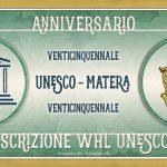 Anniversario iscrizione UNESCO Matera
